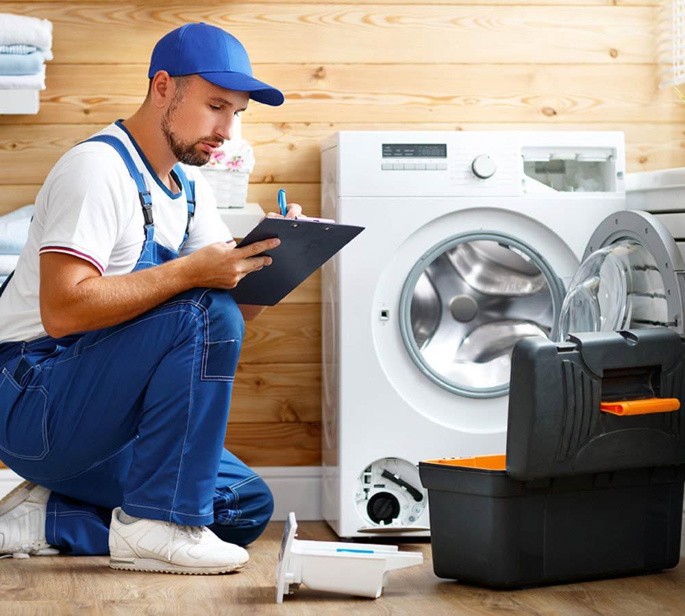 Стоимость ремонта стиральных машин