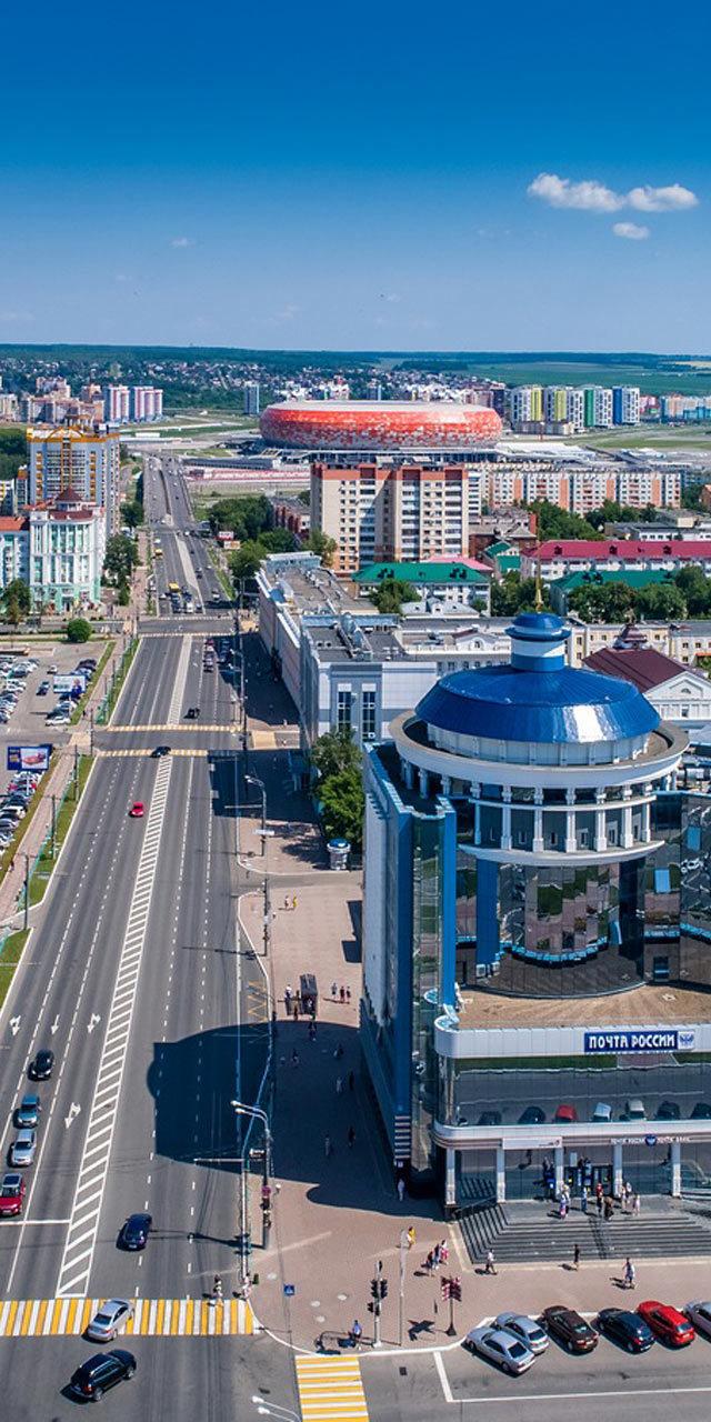 Саранск город мечты